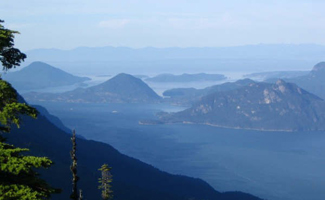 Mount Artaban, Gambier Island